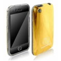 Blackhorns Gold Plated Case for iPhone 3G, 3GS (BH-IP16104)